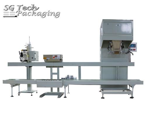 Unidad de máquina envasadora semi-automática sin tolva serie SGJ-Q